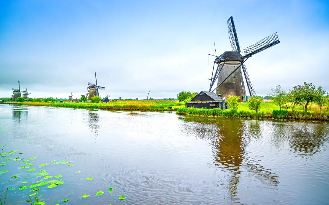 Vintage autorally's Nederland